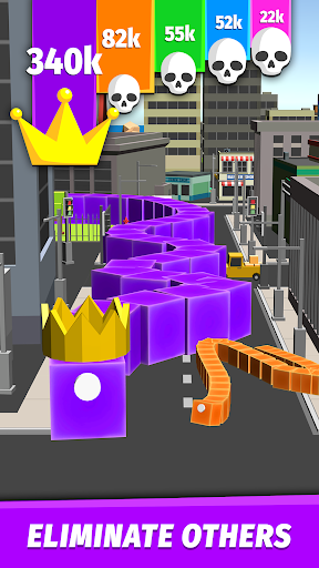 Boas.io Snake vs City 1.5.50 screenshots 4