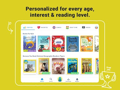 Epic: Kids' Books Mod Apk & Educational Reading Library (Unlimited) 10