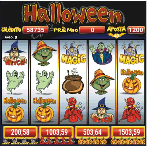 Baixar Halloween Slots 30 Linhas Multi Jogos para Android