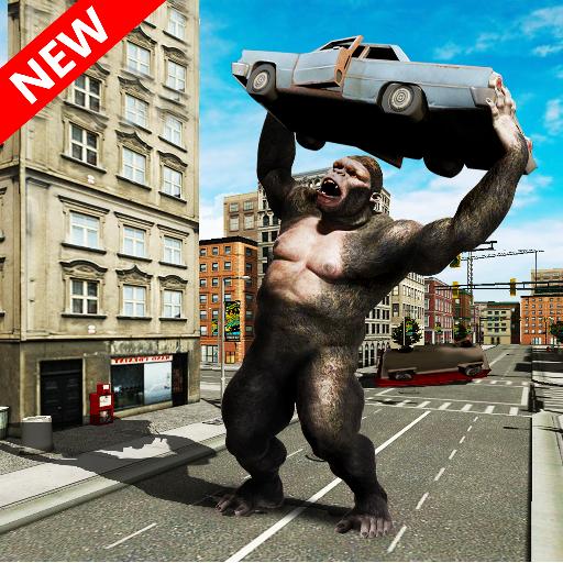 Baixar Angry Gorilla 2021 para Android