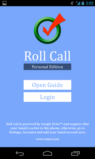 Attendance Roll Call For PC Windows (7, 8, 10, 10X) & Mac Computer Image Number- 5