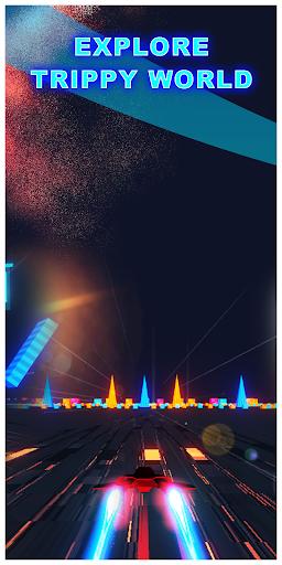 chase the sun 3d - neon racer screenshot 3