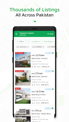Zameen - No.1 Property Search and Real Estate App 3.6.4.2 screenshots 4