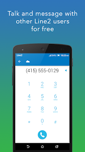 Line2 - Second Phone Number Screenshot