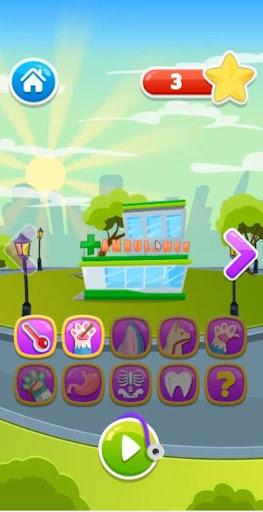 Little Cat Doctor Pet Vet Game screenshots 5