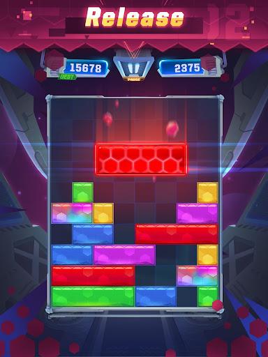 Block Slider Game Apkfinish screenshots 4