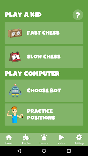 Chess for Kids - Play & Learn 2.3.2 screenshots 2