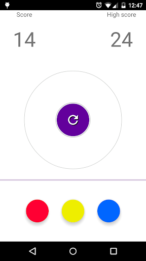 ColorMix, color blending game, ad free 1.3 screenshots 3