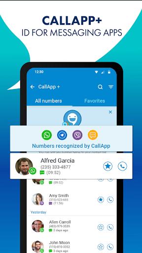 CallApp: Caller ID, Call Blocker & Call Recorder  Screenshots 4