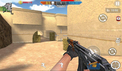Gun Strike-Elite Killer 1.1.4 screenshots 4