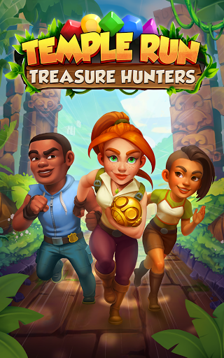 Temple Run: Treasure Hunters  screenshots 7