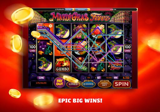 Clickfun Casino Slots 2.1.2 screenshots 6