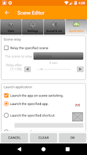 Scene Switch Pro Screenshot