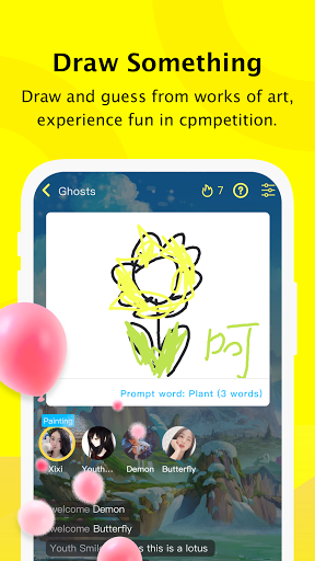 Partying - Group Voice Chat, Play with New Friends apktram screenshots 5