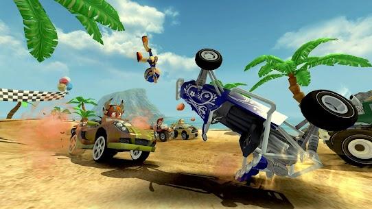 Descargar Beach Buggy Racing APK (2021) {Último Android y IOS} 4