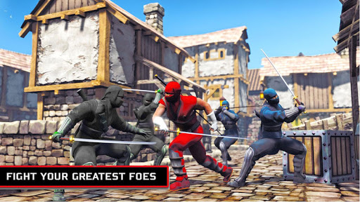 Ninja Assassin Hero - Gangster Fighting Games 2020 1.33 Screenshots 4