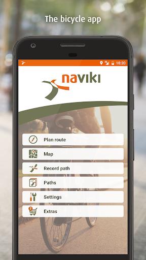 Naviki – Bike navigation  screenshots 1