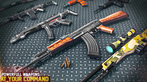FPS Encounter Shooting: New Shooting Games 2021  Screenshots 14