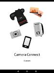 screenshot of Canon Camera Connect