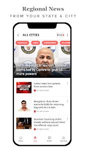The Times of India Newspaper – Latest News App Mod 6.6.4.3 Apk (Unlocked) 4