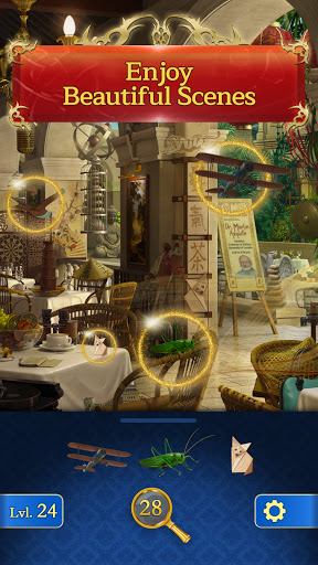 Hidy - Find Hidden Objects and Solve The Puzzle apktram screenshots 2