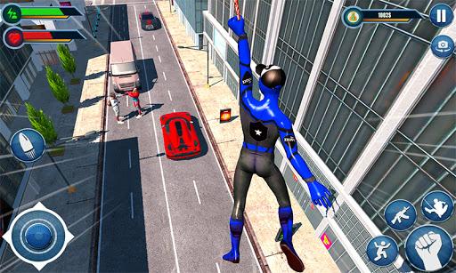 Spider hero game - mutant rope man fighting games  screenshots 1