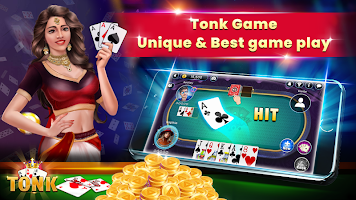Tonk Rummy Multiplayer - Online Tunk Card Game