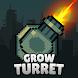 Grow Turret (ターレットの育成する) - アイドル·タワー·ディフェンス - Androidアプリ