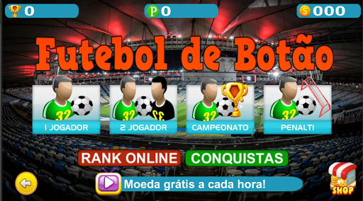 Futebol de Botu00e3o 5.8 screenshots 1