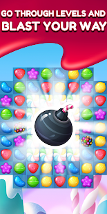 Candy Yummy Match: Match 3 Puzzle Game 2020