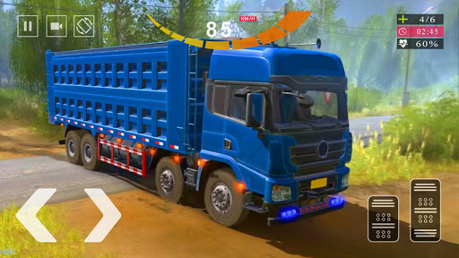 Euro Truck Simulator 2020 - Cargo Truck Driver apkdebit screenshots 5
