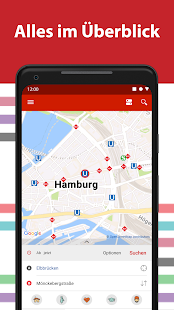 HVV - Navigation & tickets for Hamburg Screenshot