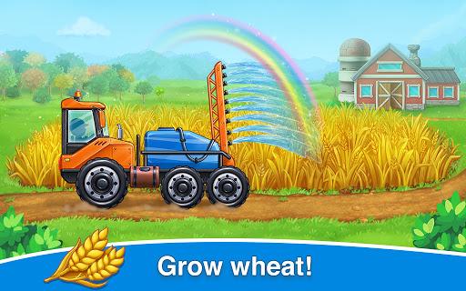 Farm land and Harvest - farming kids games 1.0.11 screenshots 3