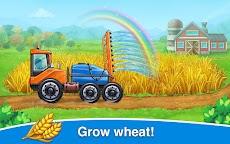 農地と収穫-キッズゲームのおすすめ画像3