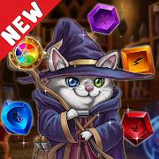 Jewels Magic Kingdom2: Secret Match-3 Puzzle