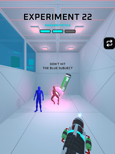 Portals Experiment screenshots 10