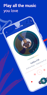 Nepali Radio - Live FM Player Screenshot