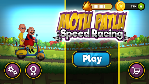 Motu Patlu Speed Racing 1.60 screenshots 3