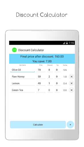 Quickey Calculator - Free app modavailable screenshots 11