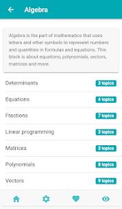 Free Math theory 2