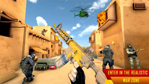 FPS Shooter Games Gun Ops 2021 screenshots 4