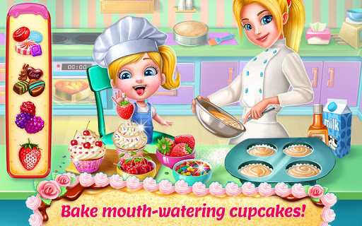 Real Cake Maker 3D - Bake, Design & Decorate  screenshots 3