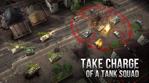 Armor Age: Tank Wars u2014 WW2 Platoon Battle Tactics 1.13.301 screenshots 2