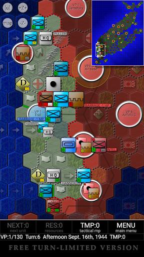 Battle of Peleliu 1944 (free) APK MOD Astuce screenshots 2