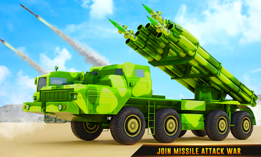 US Army Robot Missile Attack: Truck Robot Games 23 Screenshots 4
