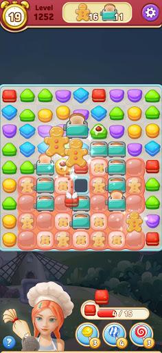 Sweet Macaron : Match 3 android2mod screenshots 15