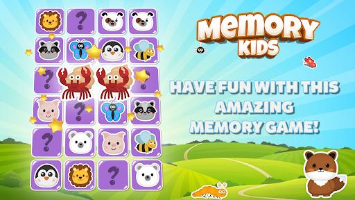 Memokids: toddler memory games free  screenshots 1