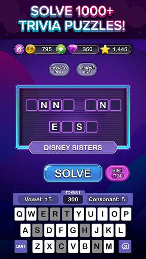 Trivia Puzzle Fortune: Trivia Games Free Quiz Game apkpoly screenshots 9