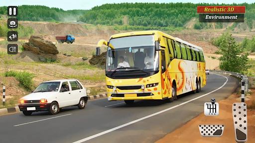 Coach Bus Simulator: New Bus game  screenshots 2