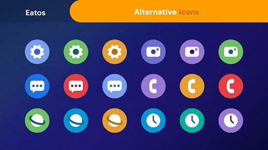 OneUI 3 – Round Icon Pack 4